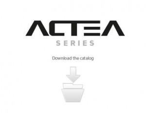ACTEA-SERIES-catalogue