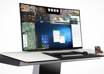 KVM DeskWall GESAB