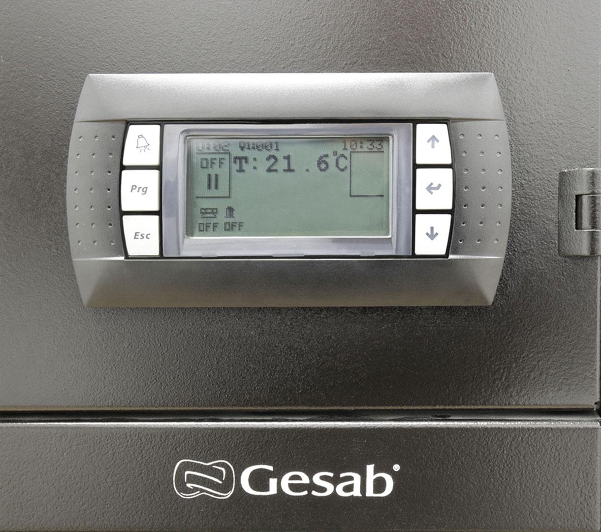 Climatización In Row para Centros de Proceso de Datos CPD data center de GESAB