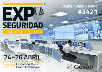 Exposeguridad mexico 2018 gesab