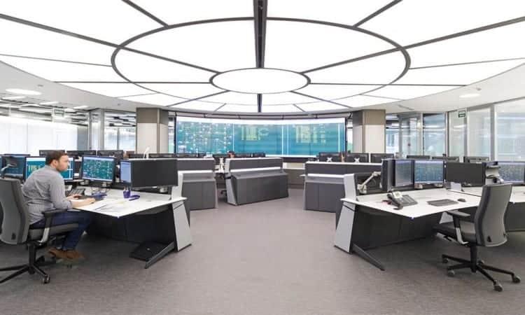 centro de control Enagás gesab