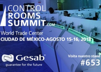 control room summit 2018 gesab