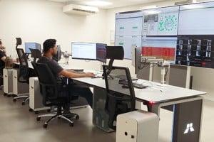 represa itaipú gesab centro de control