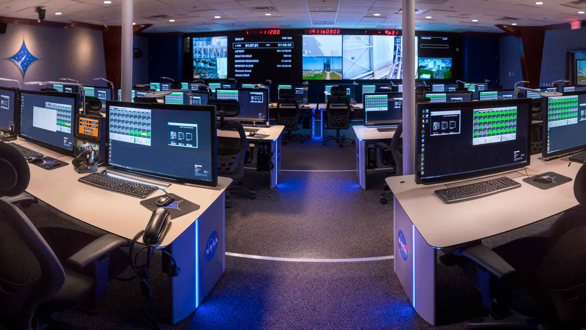 Control center - Control Rooms