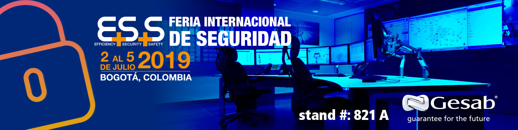 Feria Internacional de Seguridad E+S+S