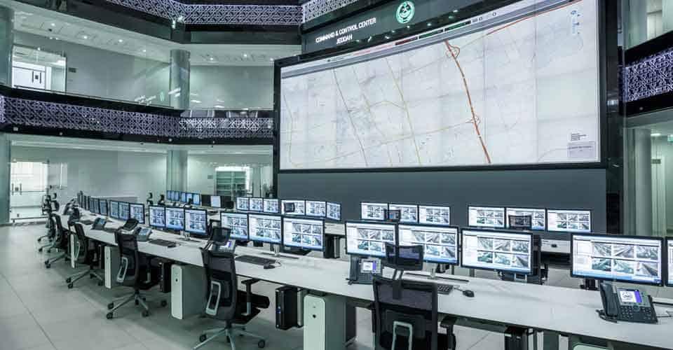 jeddah control room traffic 1