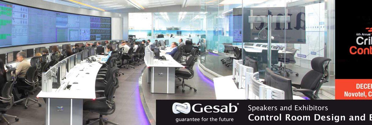 2015 critical control room