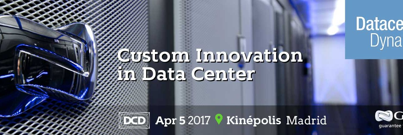 2017 datacenter dynamics madrid
