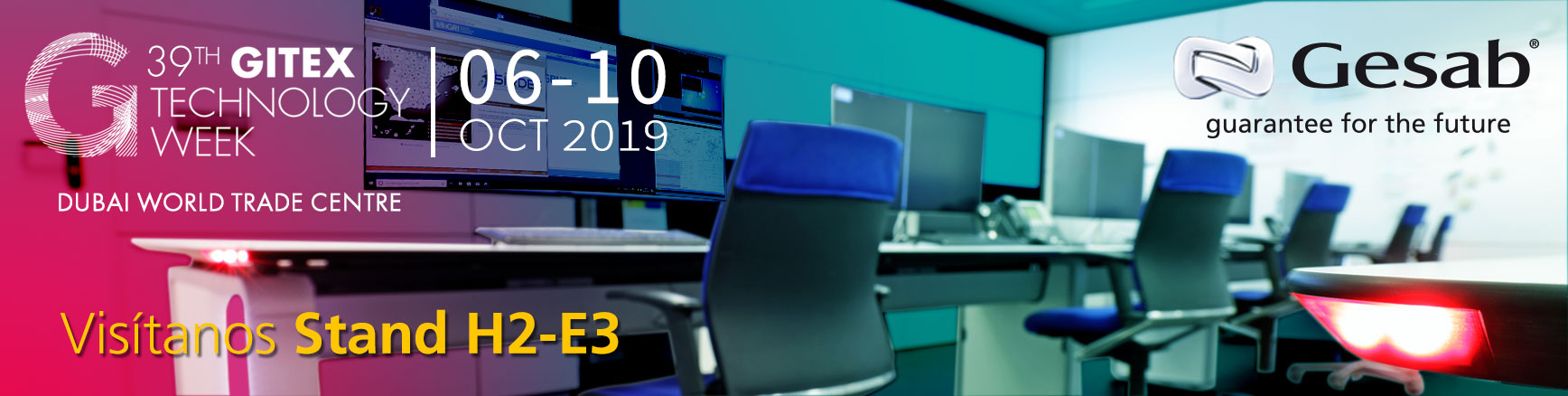 39th Gitex Technology Week