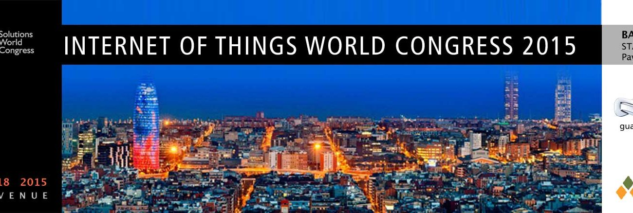 2015 internet of things wordl congress
