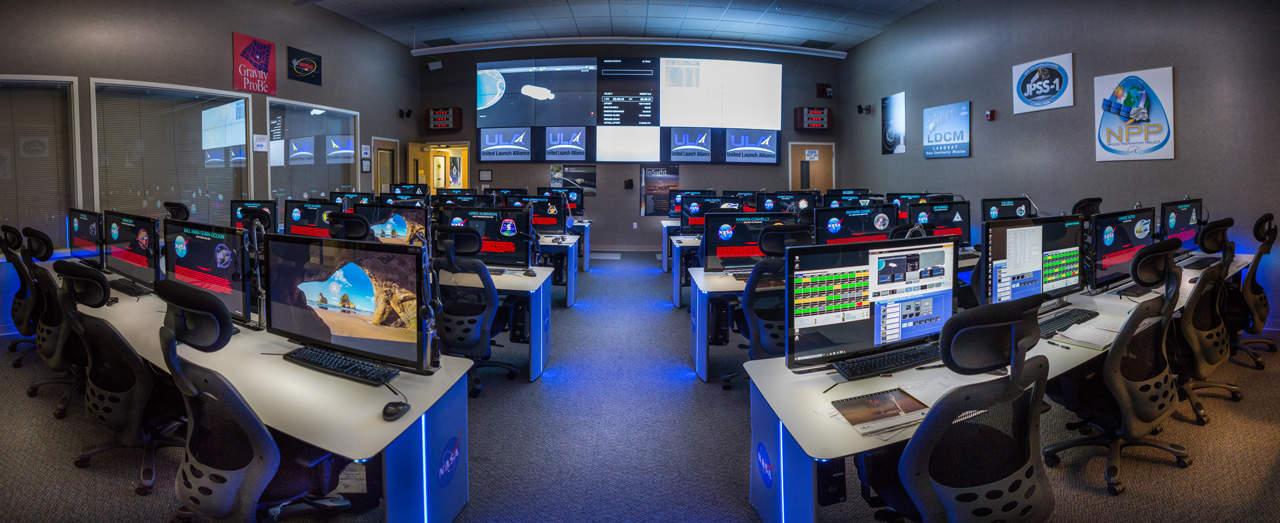 Proyecto NASA GESAB-FCR sala uno