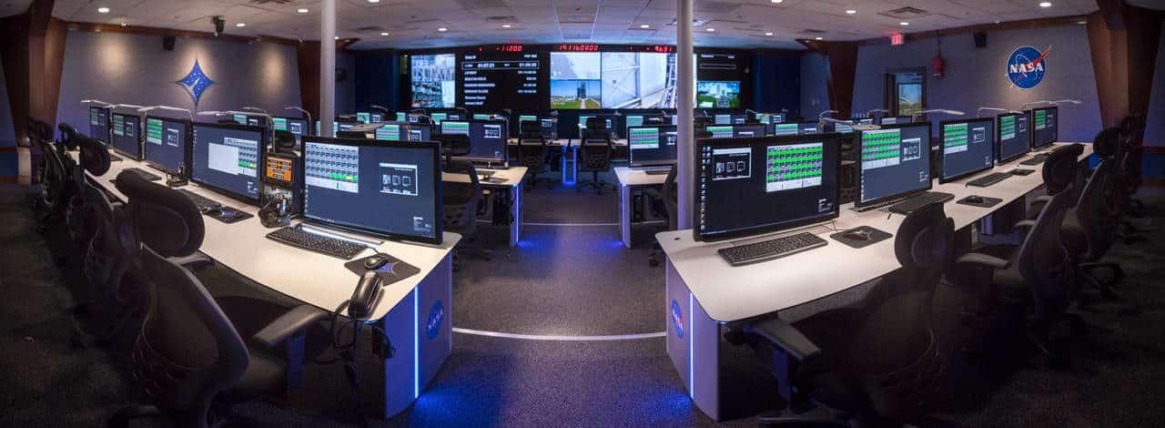 Proyecto NASA GESAB-FCR sala dos