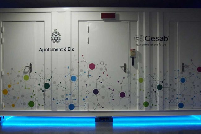 Container Data Center Elche