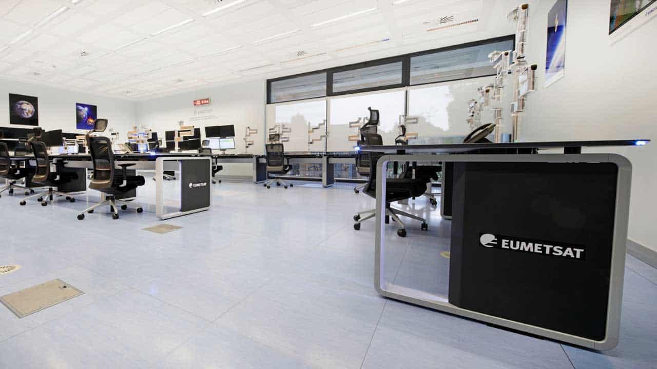 EUMETSAT Control center