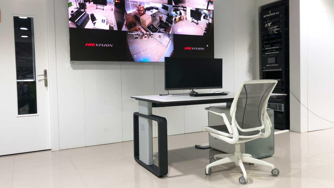 Riyadh showroom Advantis Air