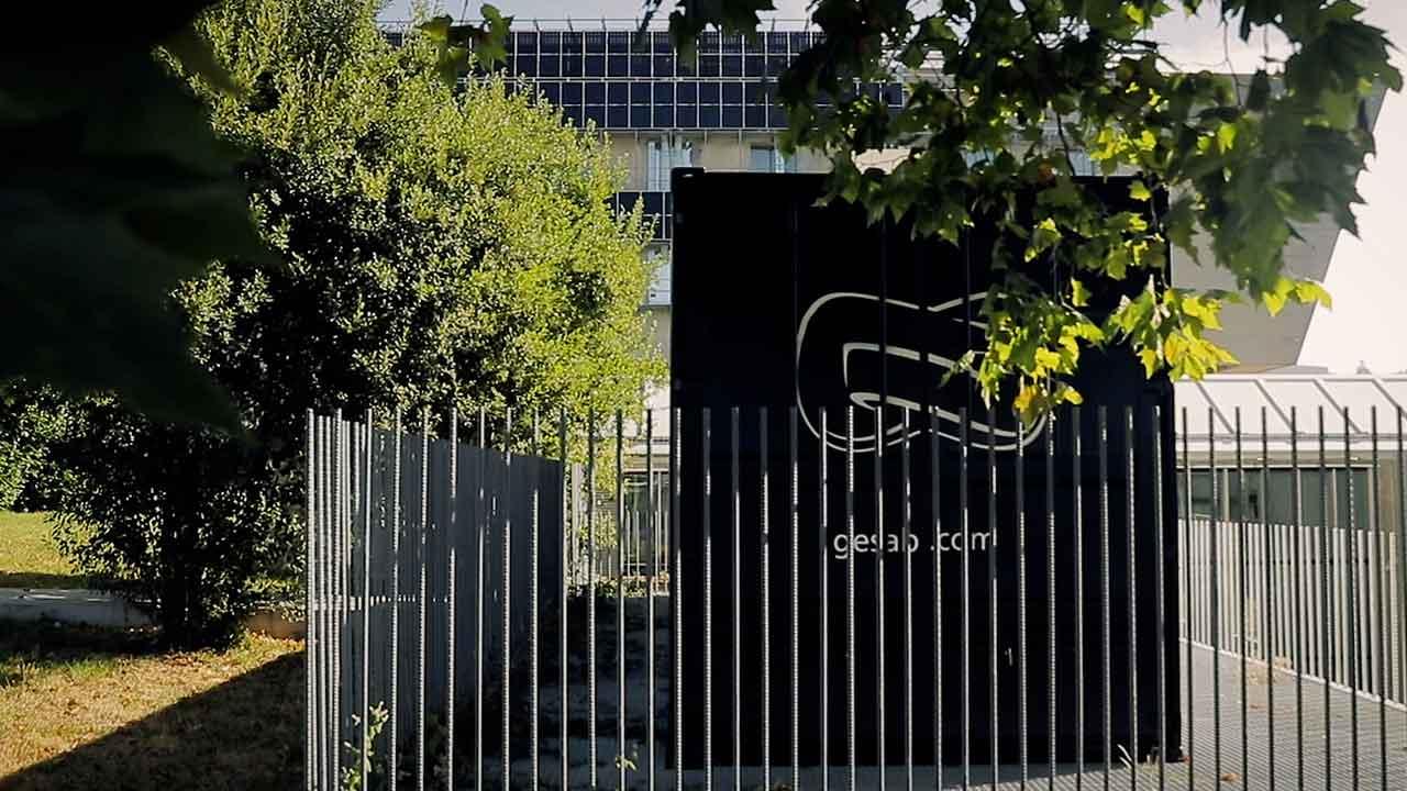 Container CPD Universidad Vigo