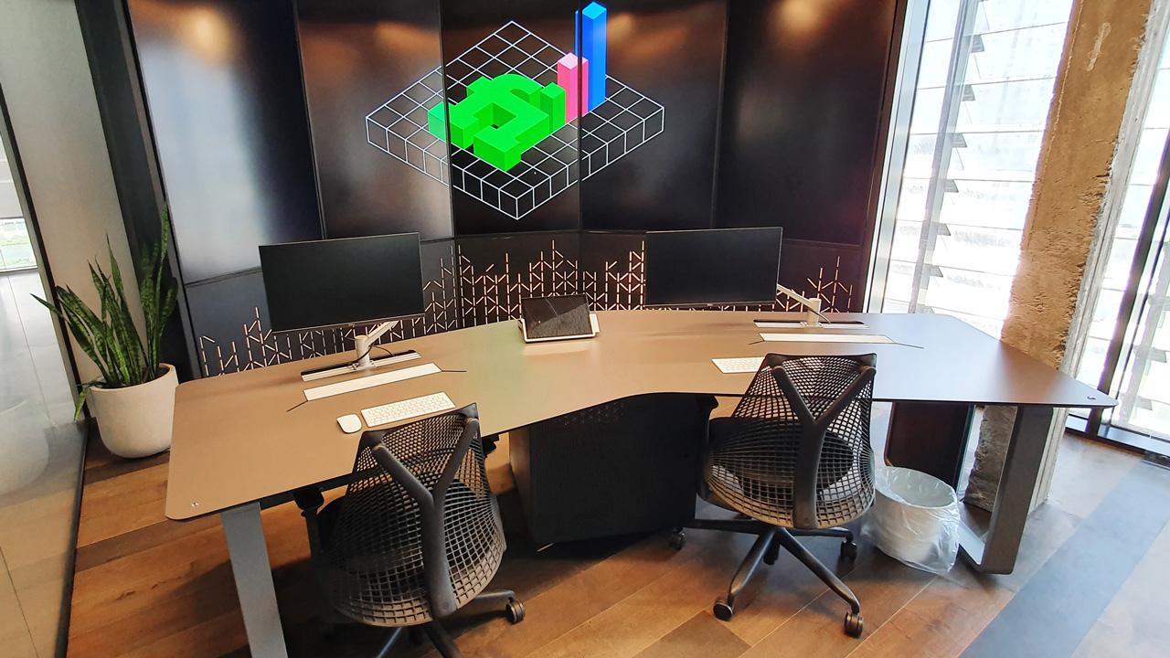Control room Fiverr