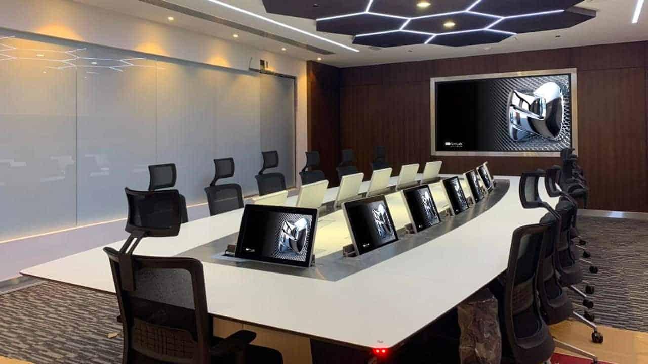 Sala de reuniones MOIE