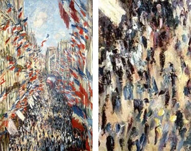 Pintura Impresionista Monet
