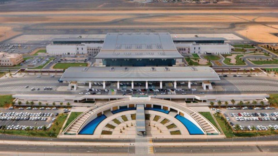 Control center Oman Airport Therminal