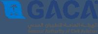GACA KSA logo