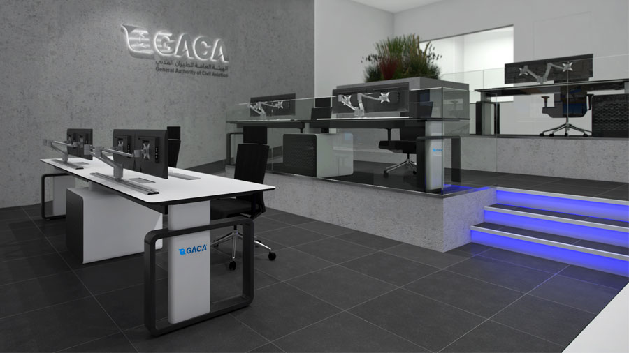 GACA KSA Advantis Air