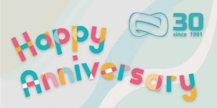 30 anniversary GESAB